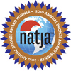 NATJA Award Seal